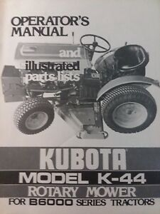 Kubota B6000 | MCS Industrial Solutions and Online Business