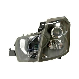 Headlamp For 2003 2007 Cadillac Cts Headlight Assembly Assemblies Headlights
