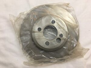 2004 Mini Cooper And Cooper S Front Brake Rotors Set Of Two