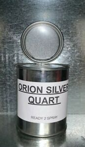 House Of Kolor Orion Silver Basecoat For Candy 1 Quart Ready To Spray