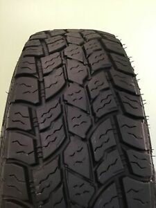 Used Tire 82 Life P245 75r16 111t Mastercraft Courser Axt 2457516