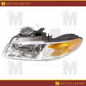 For 2000 2000 Chrysler Town Country Left Driver Side Head Lamp Headlight