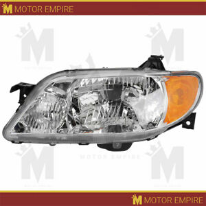 For 2001 2003 Mazda Protege Left Driver Side Head Lamp Headlight