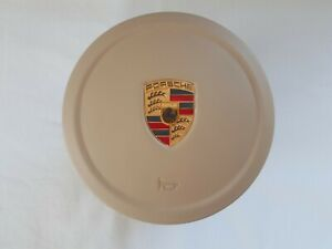 Porsche 911 Carrera Turbo Cayman Panamera Cayenne Leather Steering Wheel Airbag