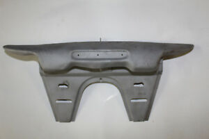 Volvo Amazon P220 Rear License Plate Bracket Assembly Fits All Years Nice