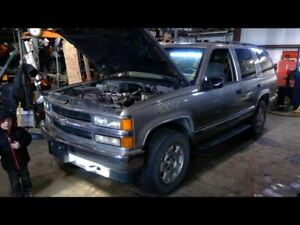 Steering Gear Box Power Steering Classic Style Fits 97 00 Tahoe 257531