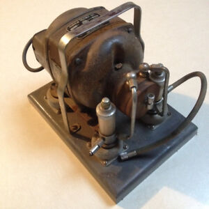 Antique Medical Instrument Moorehead Treatment Vacuum Unit local Pick up Only