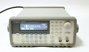 Agilent Hp 33250a 80 Mhz Function Arbitrary Waveform Generator