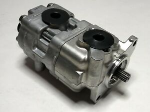 Hydraulic Pump R 5 560143 Possibly For Kubota Tractor