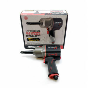Earthquake Xt 1 2 Composite Xtreme Torque Air Impact Wrench
