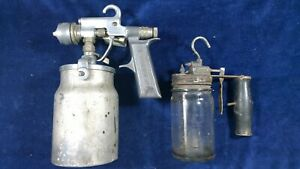 Devilbiss And Imperial Vintage Spray Guns Two