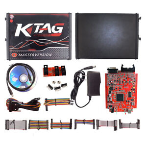 Top Quality Ktag V7 020 Red Online Master K tag Ecu Chip Tuning For Car Truck