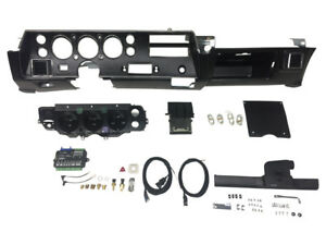 70 72 Ss Chevelle Super Sport Dash Conversion Kit Dakota Digital Vfd 70c