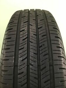 Used Tire 88 Life P205 70r16 96h Continental Contiprocontact 2057016