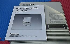 Used Working Panasonic Kx t61610 Easa phone Electronic Modular Switching System