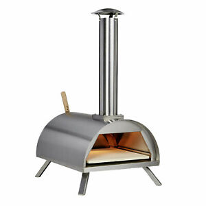 Wood Pellet Pizza Oven Wppo1 Portable Stainless Steel Wood Fired Pizza Oven