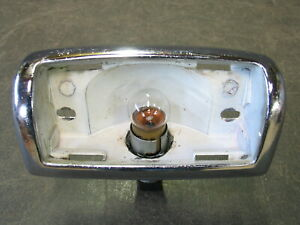 1950 1951 1952 Chevrolet Hard Top Bel Air Coupe Dome Light