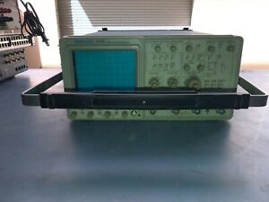 Tektronix Oscilloscope 2465b 4 Channel 400mhz