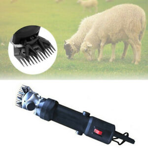 Electronic 650w Sheep Goat Shears Clipper Animal Grooming Livestock Supplies