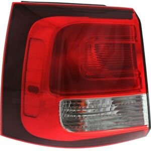 Tail Light For 2014 2015 Kia Sorento Driver Side Outer