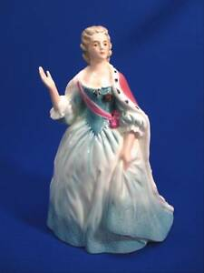 Catherine The Great Of Russia Figurine By Goebel