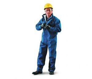 Cpc Nomex Trilaminate Coverall Flame Chemical Resistant 2xl Alphatec 66 677
