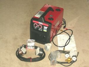 Lincoln Electric 140 Amp Weld Pak 140 Hd Mig Wire Feed Welder Model K2514 1 New