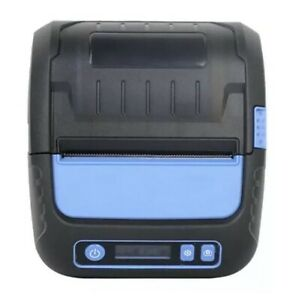 80mm Wireless Bluetooth Receipt Thermal Printer Support Label receipt Printing