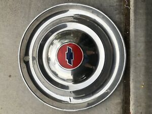 1942 48 Chevy Deluxe Accessory Original 15 Inch Hubcaps Car Trucks