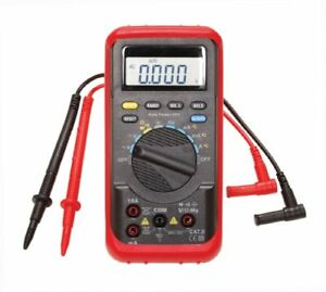 Electronic Specialties 480a Autoranging Digital Multimeter Tester