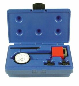 Central Tools 6410 1 00 0 100mm Range Dial Indicator Set