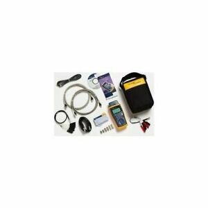 Fluke Networks Cableiq Residential Qualifier Kit Cable Analyzer ciqkrq