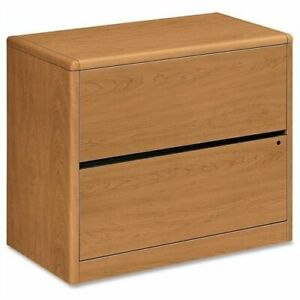 Hon 10762 Lateral File 36 Width X 20 Depth X 29 5 Height 2 Wood