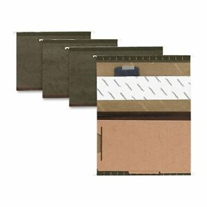 Esselte Hanging File Folder With Dividers Letter 8 50 X 11 2 Expansion