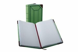 Boorum Pease 67 1 8 Series Record ruled Account Books 250 Sheet s Sewn