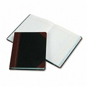 Boorum Pease 38 Series Journal Ruled Account Book 150 Sheet s 9 75 X