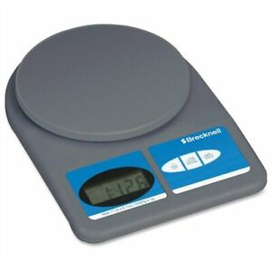 Brecknell Digital Postal Scale 11 Lb 5 Kg Maximum Weight Capacity Abs