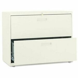 Hon 500 Series Lateral File 36 X 19 3 X 28 4 Steel 2 X File Drawer s