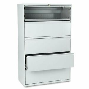 Hon 800 Series Full pull Lateral File 42 X 19 3 X 67 Steel 2 X
