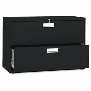 Hon 600 Series Standard Lateral File 42 X 19 3 X 28 4 Steel 2 X File