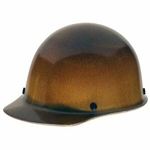 Msa Safety 475395 Skullgard Cap Hard Hat With Fast Track Suspension Natur New
