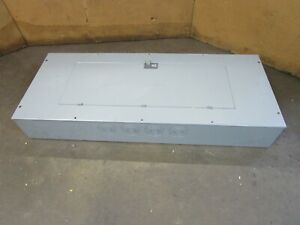 Ge Tl 2440s Power Mark 400 A Amp 120 240v Circuit Breaker Load Center 24 Spaces