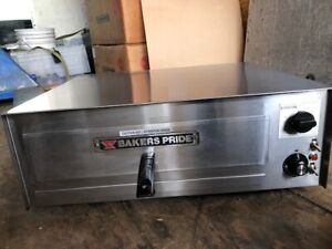 New Bakers Pride Px16 Px 16 Electric Pizza Oven Commercial Restaurant Grade