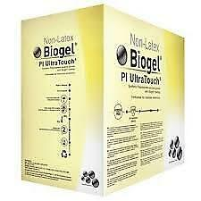 M lnlycke Biogel Pi Ultratouch Surgical Gloves Size 7 5 41175 00 Bx 50 Pairs