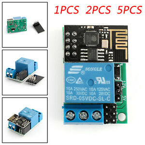 Esp8266 Iot Switch Module Wifi Relay For Phone App Develop Diy Smart Home Us