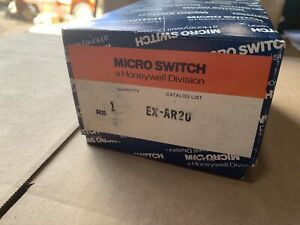 New Honeywell Explosion Proof Micro Switch Ex ar20 Snap Switch