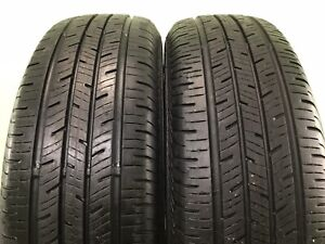 Set Of 2 Used Tires 78 Life P205 70r16 96h Continental Contiprocontact 2057016