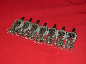 7x Vintage Sw 150 165x Toggle Kill Switches Usa