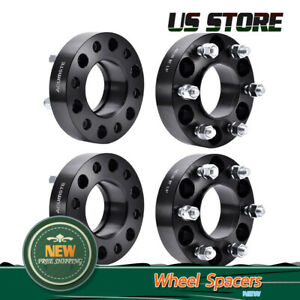 4pcs 1 5 Wheel Spacers 6x135 14x2 0 For Ford F 150 Expedition 2003 2014 5 4l