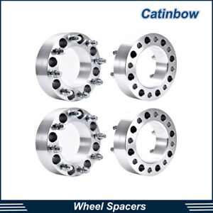 4pcs 2 Wheel Spacers 8x170 14x1 5 For Ford F 250 F 350 Super Duty 1999 2015